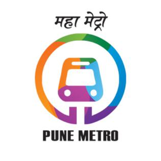 Official logo of pune metro